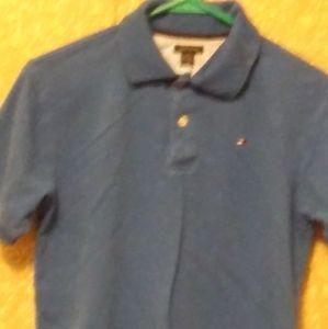 Tommy Hilfiger Polo Shirt LG. 16-18
